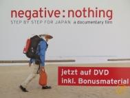 negativ: nichts die Geschichte von zu Fuss durch Japan von Thomas Köhler
