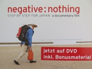 negative: nothing DVD zu Fuss durch Japan von Thomas Köhler