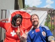 Yoshi Huggler und Thomas Köhler von japan-ferien.ch GmbH