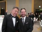 Thomas Köhler und Botschafter Urs Bucher
