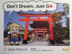 Zu Fuss durch Japan